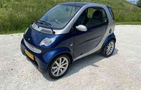 Smart Fortwo Passion 0.7 airco 2003