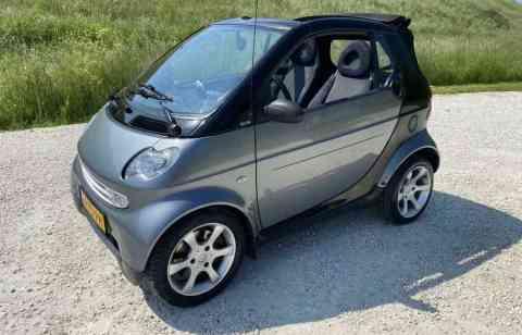 Smart Cabrio 0.7 2004
