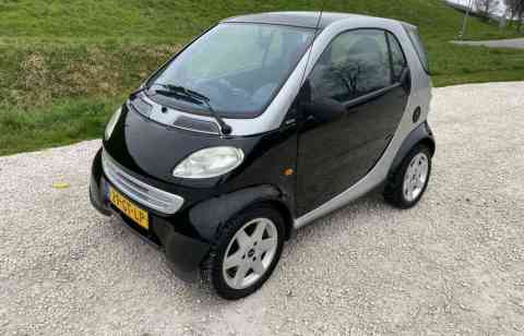 Smart Fortwo Pulse 0.6 Revisie-blok 2001