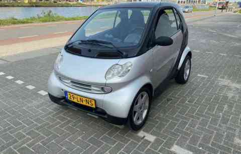 Smart Fortwo 0.7 Pulse 2003
