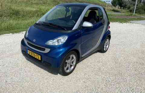 Smart Fortwo Passion 2009 Airco